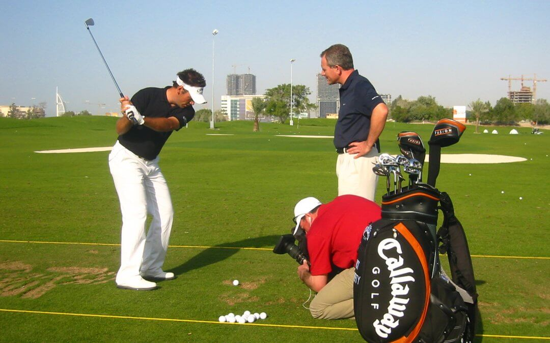 Chris Meadows – Professional Golfer delighted with treatment at Orchard