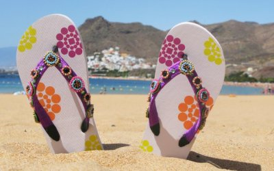 Could your choice of summer footwear be harming your feet?