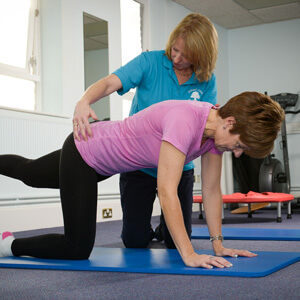 Pilates for injury