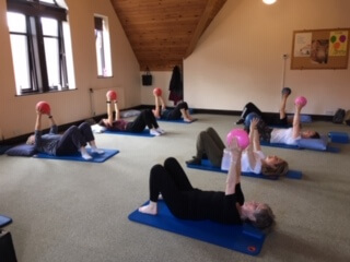 Pilates Classes, St Albans, Hertfordshie