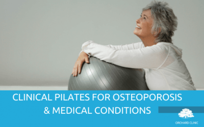 Pilates for Osteoporosis or Medical Conditions