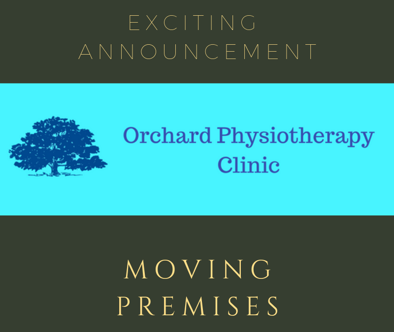 Orchard Clinic is Moving Premises