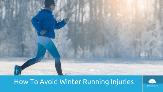 Winter Running Injuries – How To Avoid Them