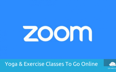 Yoga & Pilates Classes Online via Zoom